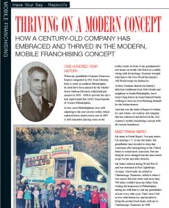 mobile franchising